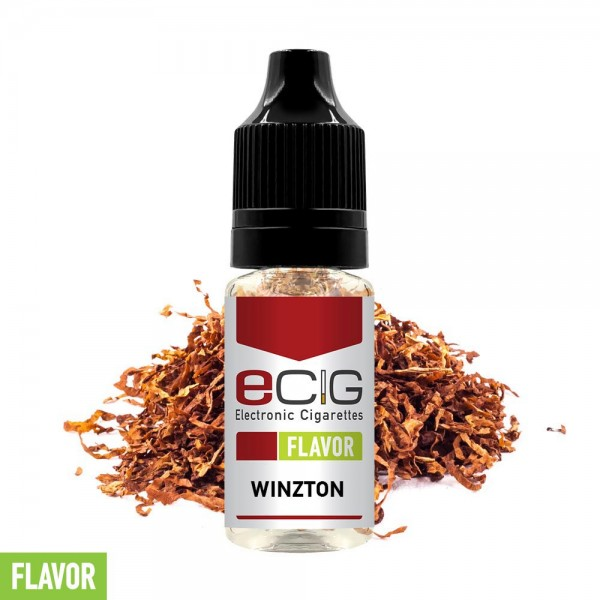 Γεύσεις eCig - Άρωμα Καπνός Winzton 10ml