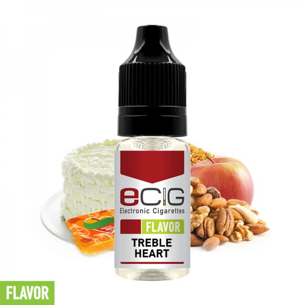 Άρωμα Treble Heart 10ml - eCig Hellas