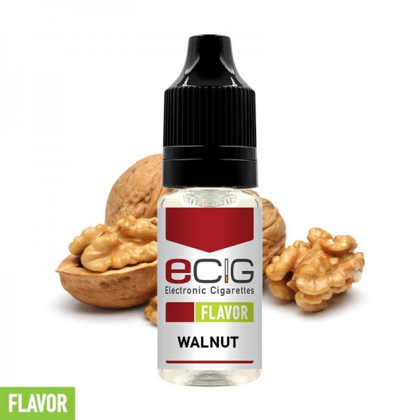 eCig Flavors - Walnut Concentrate 10ml