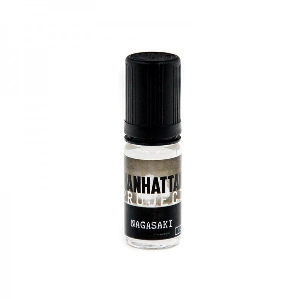 Flavour Manhattan Project Nagasaki (10ml) - Heisenberg