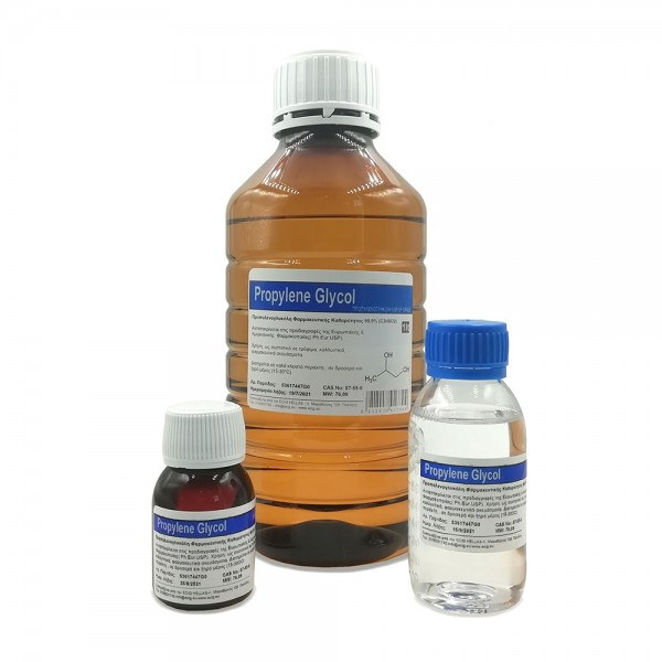 Base Liquid - Propylene Glycol. Pharm.