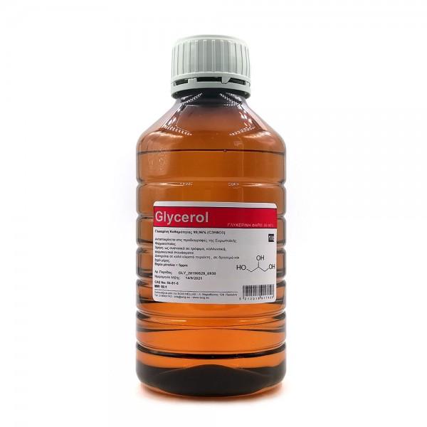 Ατμιστική Βάση - Γλυκερίνη Φαρμ. 99.96%