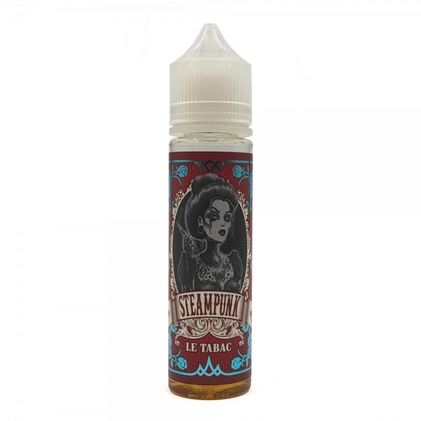 SteamPunk Liquids - SteamPunk Mix & Vape Le Tabac 20/60ml