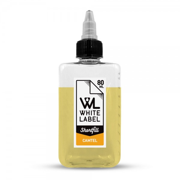 White Label Shortfill - Camtel - White Label Shortfill 80/100 ml