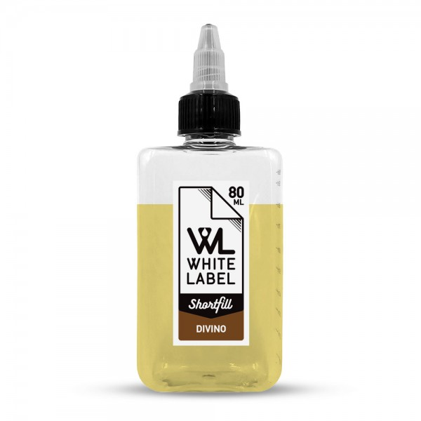 White Label Shortfill - Divino - White Label Shortfill 80/100 ml