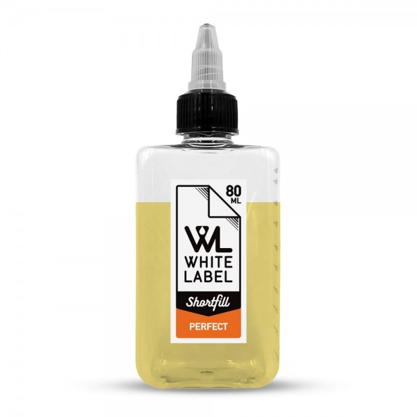 White Label Shortfill - Perfect - White Label Shortfill 80/100 ml