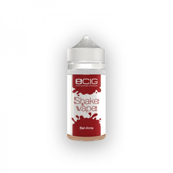 Ban Anna - White Label SNV 30ml / 100ml