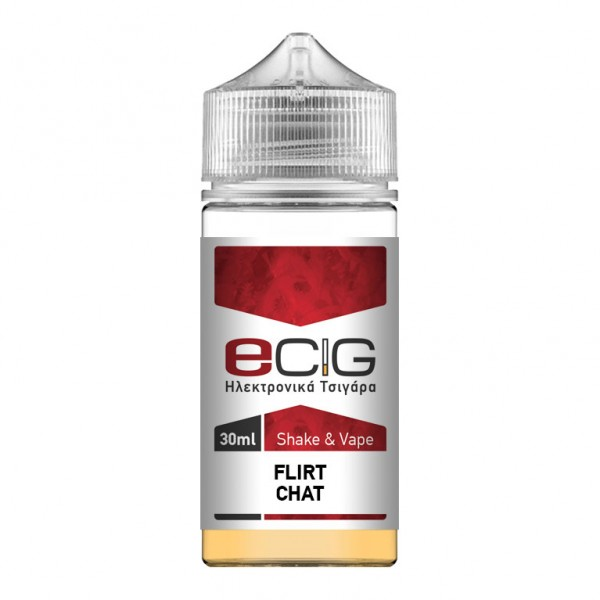 White Label Shake & Vape - Flirt Chat - White Label SNV 30ml / 100ml