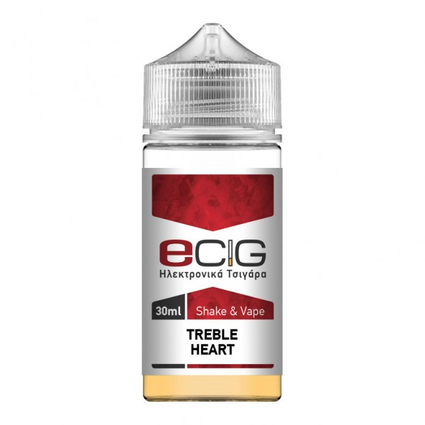 White Label Shake & Vape - Treble Heart - White Label SNV 30ml / 100ml