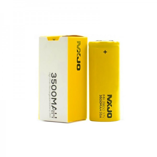 Batteries For Mods - MXJO IMR 26650