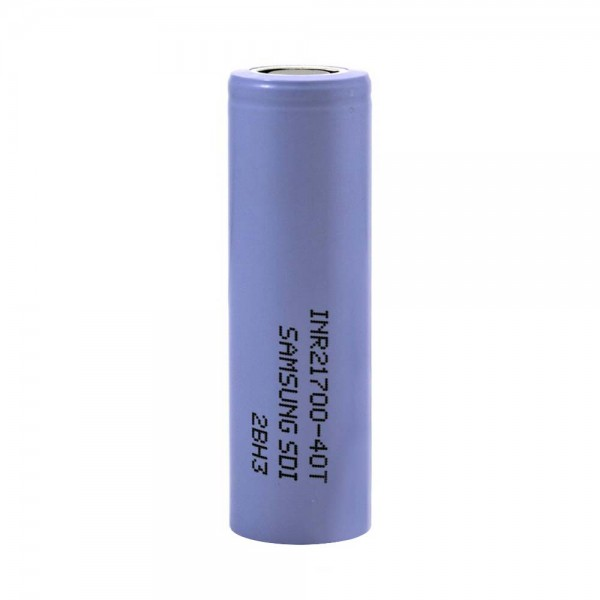 Samsung INR21700-40T 4000mAh 30A Battery