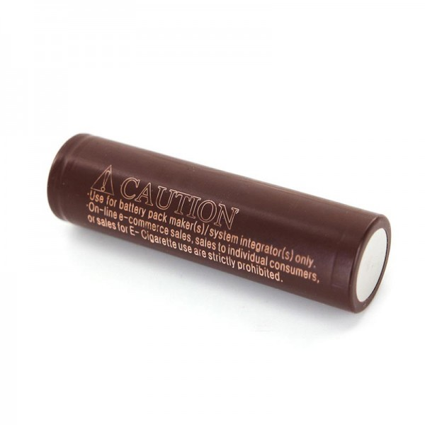 Batteries For Mods - LG HG2 18650 Battery 3000mAh 20A