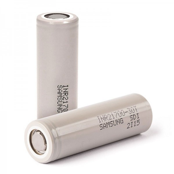 Batteries For Mods - Samsung INR21700-30T 21700 3000mAh