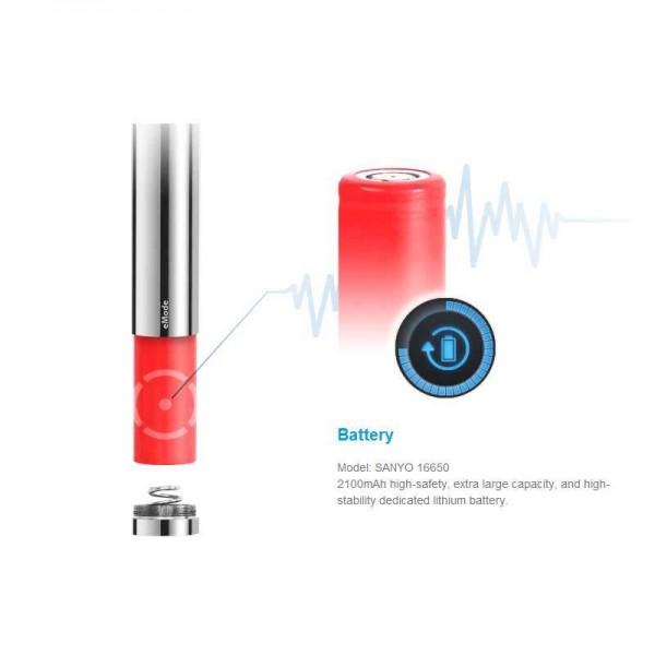 Batteries For Mods - Sanyo Battery 16650 2100mAh