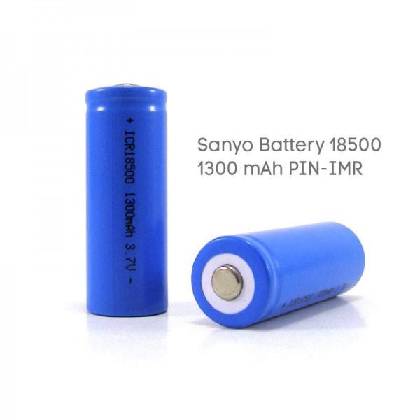 Sanyo Battery 18500 - Sanyo