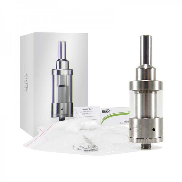 RTA - eCig Lemo Drop Atomizer SS 2.7ml