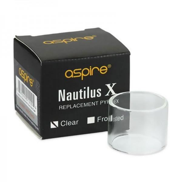 Atomizer Parts - Aspire Nautilus X Glass Tube