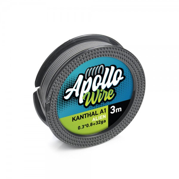Apollo Kanthal A1 Alien Wire 0.3x0.8+32g...