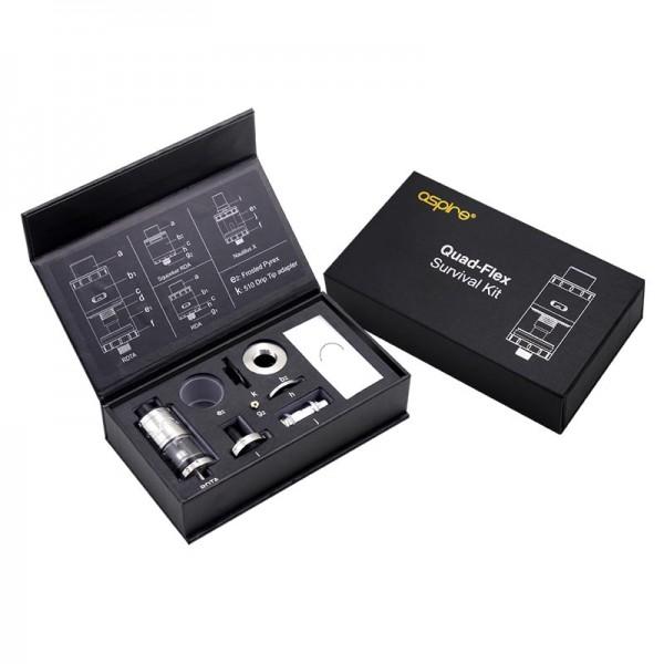 RDTA - Aspire Quad Flex Survival Kit 2ml
