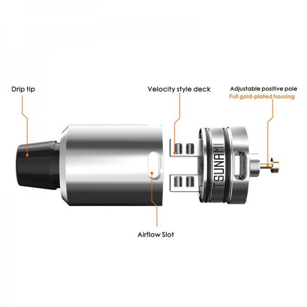 RDA - GeekVape Tsunami 24 Atomizer