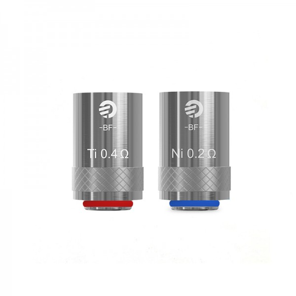 Coil Heads - BF-Ti & BF-Ni Atomizer Head