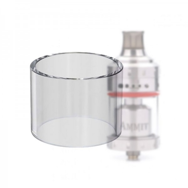 Replacement Tank Tubes - GeekVape Ammit MTL RTA 4ml Glass Tube