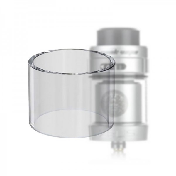 Replacement Tank Tubes - GeekVape Zeus Dual 4ml Glass Tube