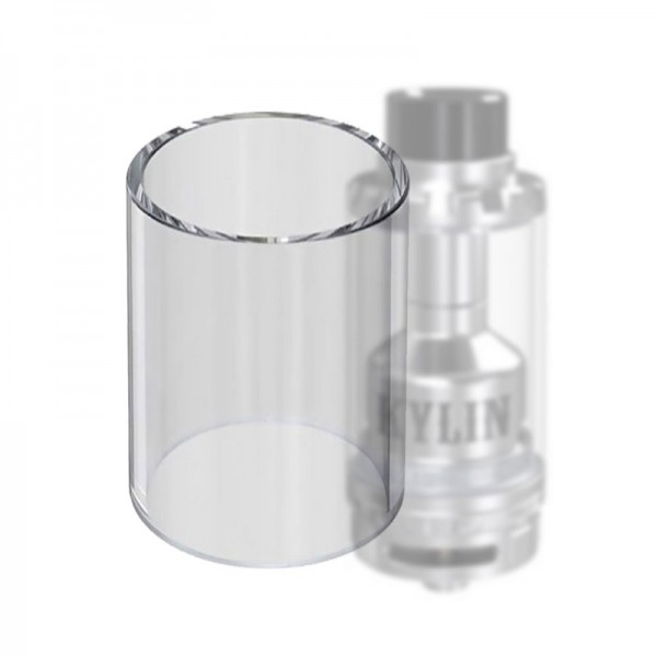Replacement Tank Tubes - Vandy Vape Kylin RTA 6ml Glass Tube