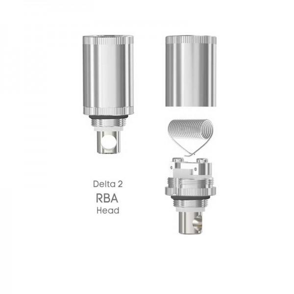 Έτοιμες αντιστάσεις - Joyetech Delta 2 RBA Head Kit