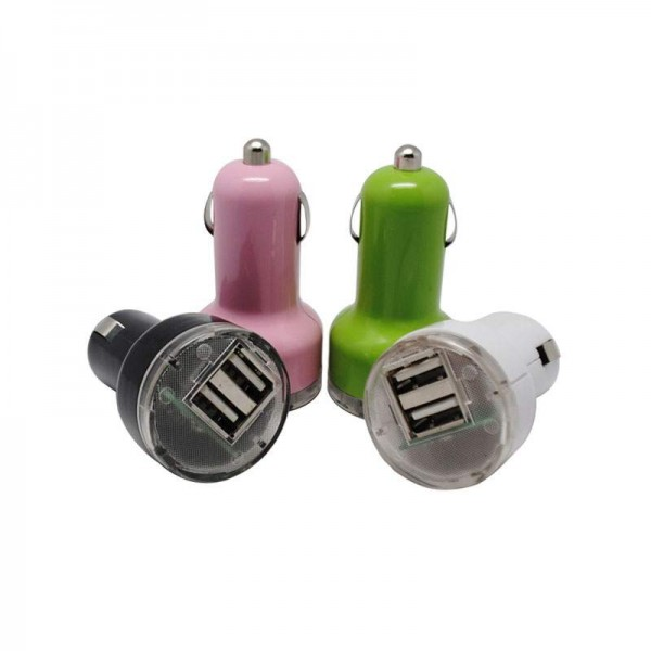eCig USB DUAL Car Charger - eCig Hellas