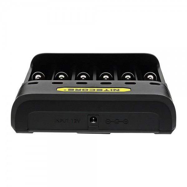 Chargers - Nitecore Q6 Charger