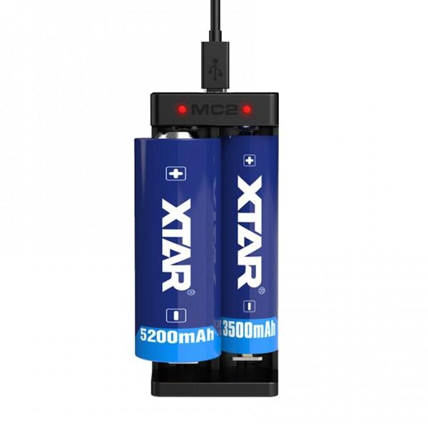 Φορτιστές - Xtar MC2 Charger
