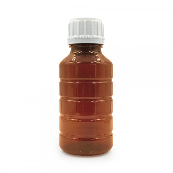 PET Amber Bottle 500ml