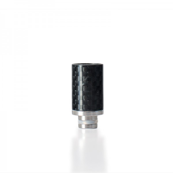 Filters & Drip Tips - Carbon Fiber Drip Tip  A