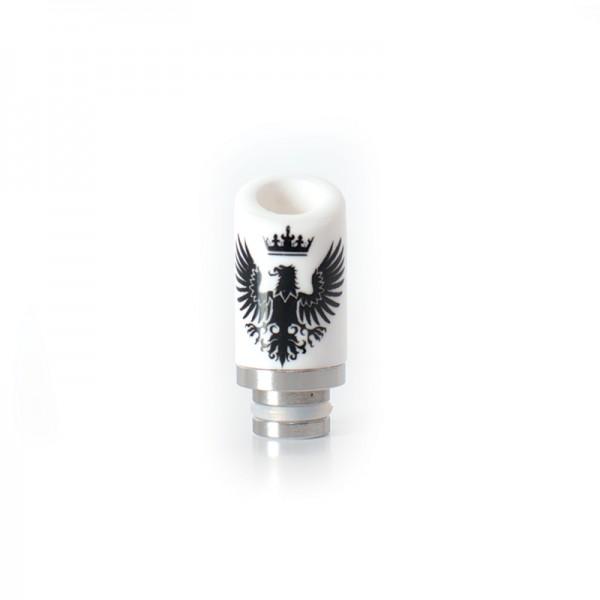 Drip Tip Ceramic Eagle Bevel