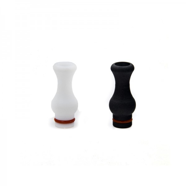 Filters & Drip Tips - Drip Tip Teflon Long Oriental