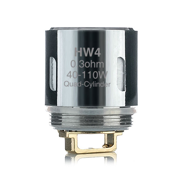 Έτοιμες αντιστάσεις - Eleaf Hw4 Quad Cylinder 0.3ohm Coil