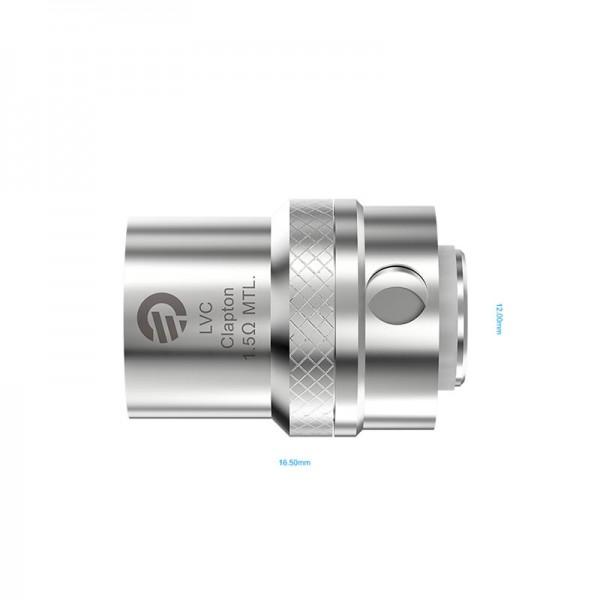 Atomizer Parts - eCig LVC Clapton