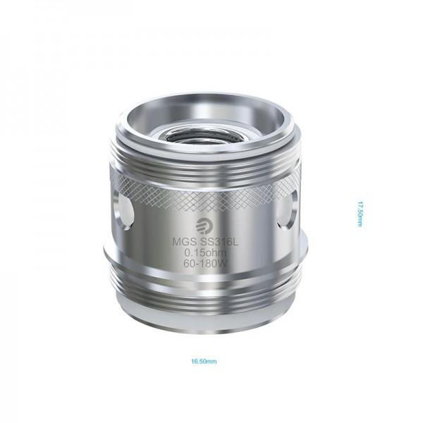 Joyetech MGS SS316L 0.15ohm Head - Joyetech
