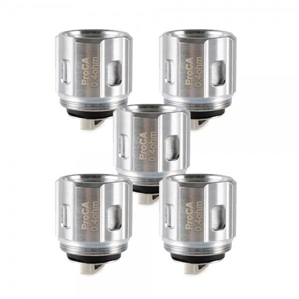 Coil Heads - Joyetech ProCA - 0.4ohm Head X 5