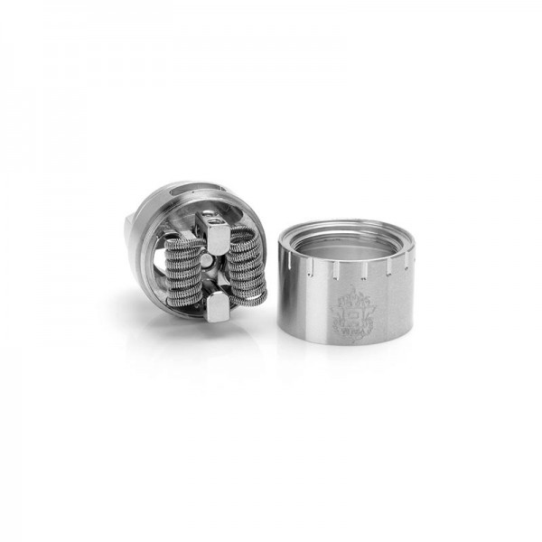 Coil Heads - Smoktech TFV8 RBA Head 0.28ohm
