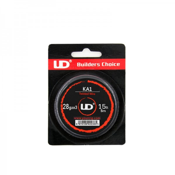 UD Kanthal Twisted Wire 28ga X 3 - Youde Technology