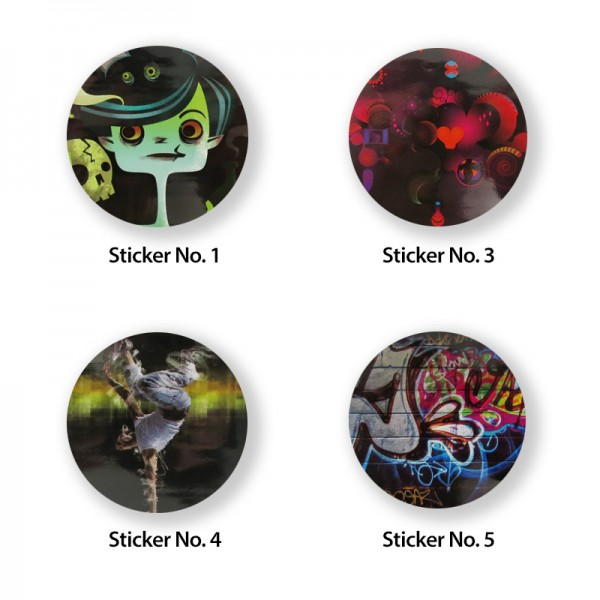 iStick 50w Sticker - Joyetech