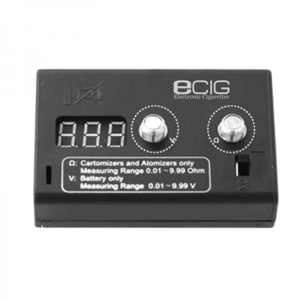 eCig Digital Ohmmeter & Voltmeter - Eleaf