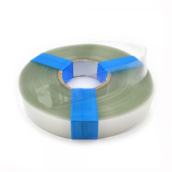 Various Parts - Transparent Wrap 35mm for 21xxx Batteries - 1m