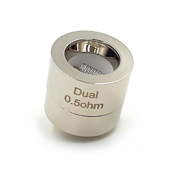 Wax & Dry Herb Vaporizers - Vivant - DAbOX 0.5Ohm Dual Clapton Coil