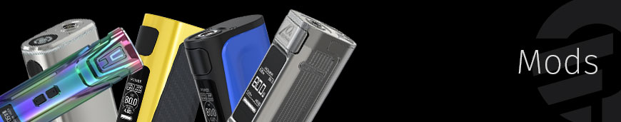 Vape Mods - Batteries - Parts